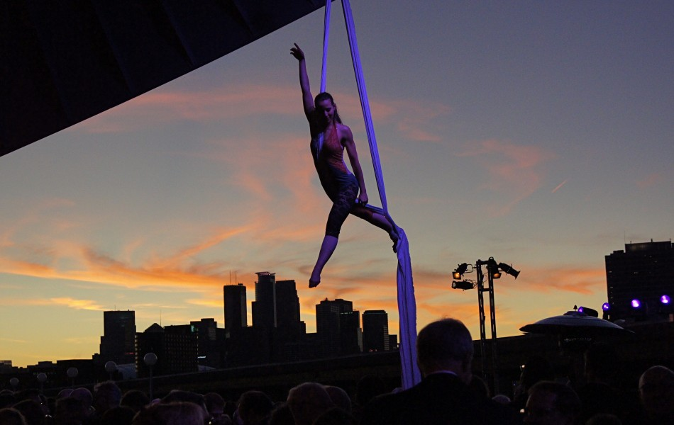 Heather Haugen- aerialist